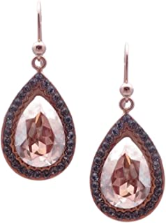 catherine popesco champagne earrings
