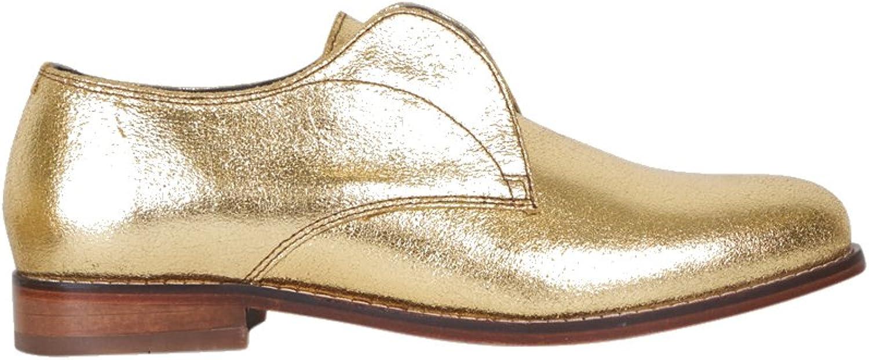 finest selection 021eb 4e350 Damen Hudson Schuhe Gold in Calf Lotta myonf03572665-Neue ...