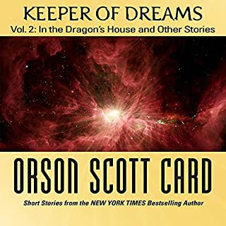 Keeper of Dreams cover art