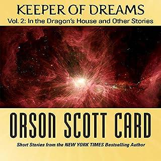 Keeper of Dreams audiobook cover art