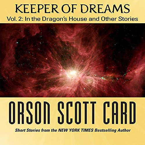 Keeper of Dreams audiobook cover art