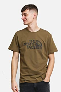The North Face Men's Men's S/S Woodcut Dome Tee T-Shirt