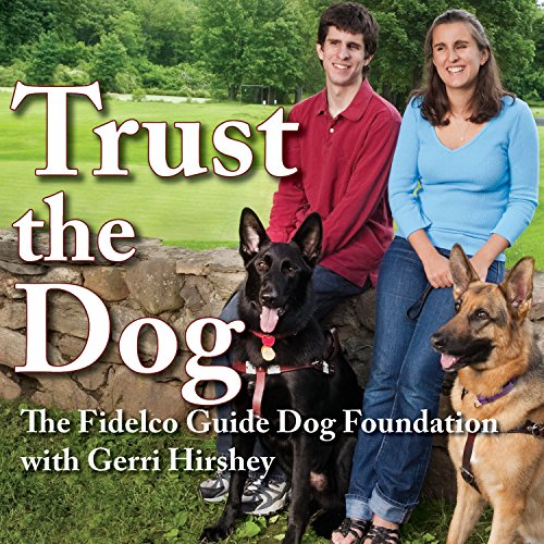 Trust the Dog audiobook cover art