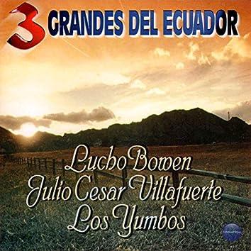 3 Grandes del Ecuador