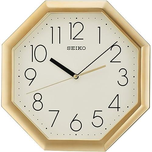 Gold Wall Clock Amazon Co Uk
