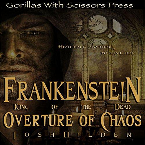 Frankenstein, King of the Dead audiobook cover art