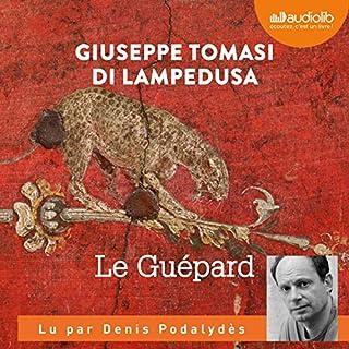 Couverture de Le Guépard