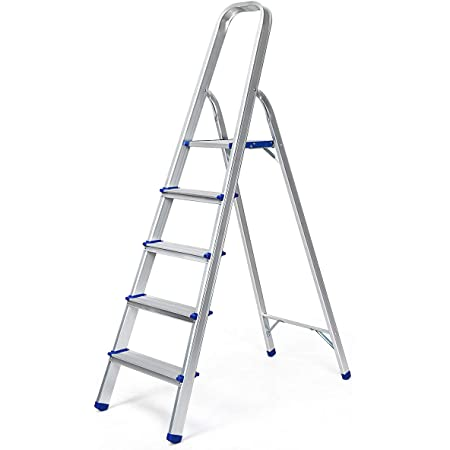 Alu-Leiter 5 Stufen