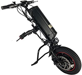 KPLMⓇ 36V 350W Electric handcycle Lightweight Electric Power Wheelchair Conversion kit