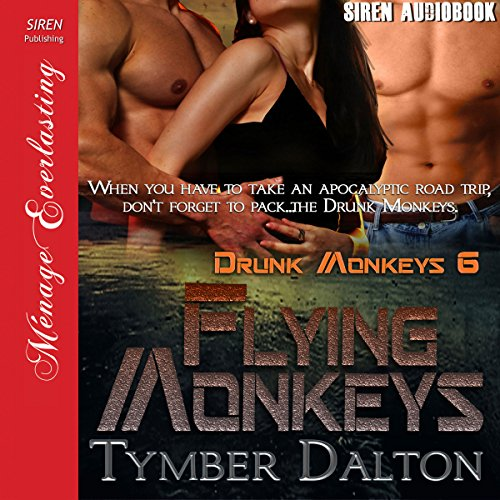 Flying Monkeys cover art