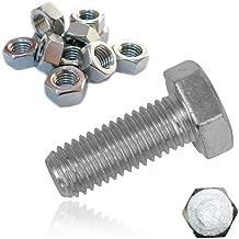 tuercas A2 M12 x 150 acero inoxidable A2 clase de resistencia 70 10 tornillos hexagonales
