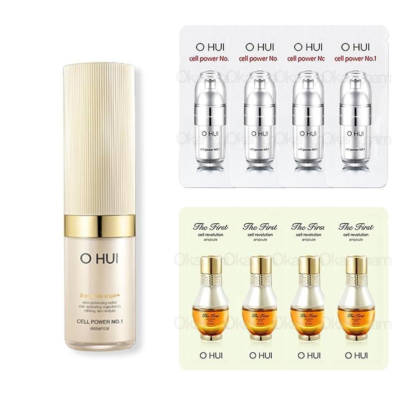 決定哲学的受け入れる[オフィ/ O HUI]韓国化粧品LG生活健康/ OHUI Cell Power No.1 Essenceセルパワーナンバーワンエッセンス70ml+[Sample Gift](海外直送品)