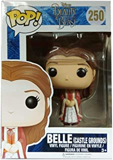 Funko Pop! Disney Beauty and the Beast Belle #250 (Castle Grounds) - FYE Exclusive
