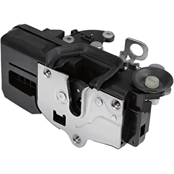 Amazon Com Rear Left Driver Side Motor Door Lock Actuator For Suburban For Avalanche For Yukon 07 08 Replace 15896628 Automotive