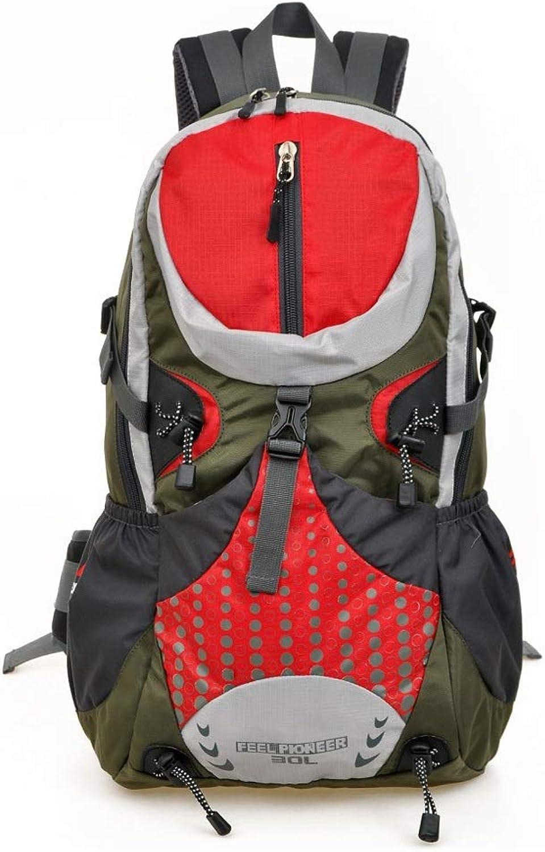 02bf237bdb40 MultiFunctional Hiking Backpack, Waterproof Travel Backpack ...