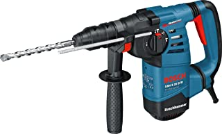 Bosch Professional GBH 3-28 DFR Corded 240 V Rotary Hammer Drill with SDS Plus240 V,Navy Blue (061124A070)
