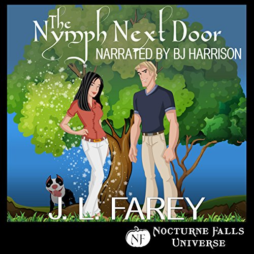 The Nymph Next Door audiobook cover art