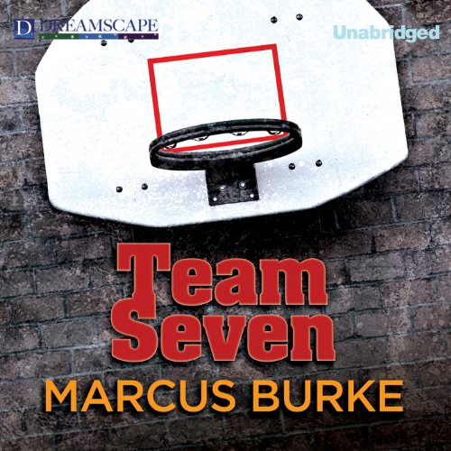 Team Seven audiobook cover art