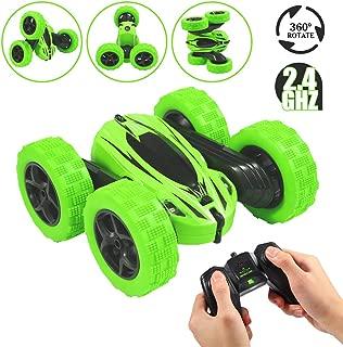 Twister.CK RC Stunt Car, Juguetes para niños Coche de