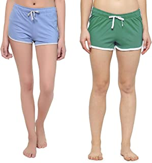 KOTTY Women's Night Shorts
