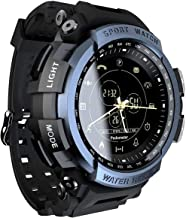 Smart Horloge Activiteit Tracker Fitness Trackers Waterdicht Hartslag Bloeddruk Gezondheidsmeter Stappenteller Bluetooth S...