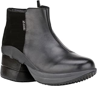 Z-CoiL Pain Relief Footwear Women's Olivia Black Boots