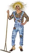 Disfraz de espantapájaros Overoles Camiseta Tema Fiesta jardín Carnaval (58/60)