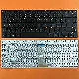 kompatibel für Acer Aspire 4830G, 4830TG Tastatur - Farbe: schwarz - Deutsches Tastaturlayout