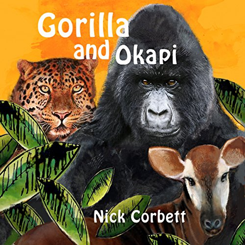 Gorilla and Okapi cover art