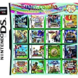 208 in 1 Game Games Cartridge Multicart For Nintendo DS Game 2DS Game
