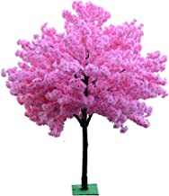 Artificial Trees Large-Scale Simulation Cherry Tree Artificial Wishing Tree Indoor Hotel Shopping Mall Living Room Fake Pe...