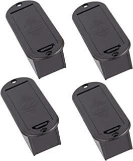 Guitar Battery Box 4PCS 9V Battery Box Case Holder for Active Guitar Bass Pickup