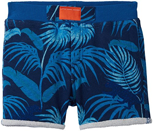 Little Marc Jacobs - Bermuda Bleu - 6 Mois, Bleu Foncé