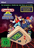 Captain N: Der Game Master, Staffel 1 / Die komplette 1. Staffel der Kultserie (Pidax Animation) [2 DVDs]