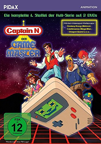 Der Game Master - Staffel 1 (2 DVDs)