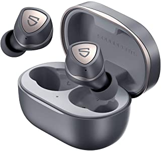 Wireless Earbuds SOUNDPEATS Sonic in-Ear Wireless Headphones, Bluetooth 5.2 Headphones APTX-Adaptive True Wireless Earbuds...