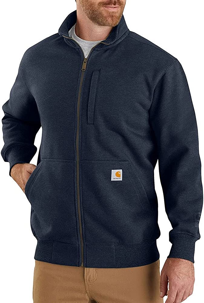 Carhartt Men's 104440 Rain Defender Heavyweight Full-Zip Sweatshirt