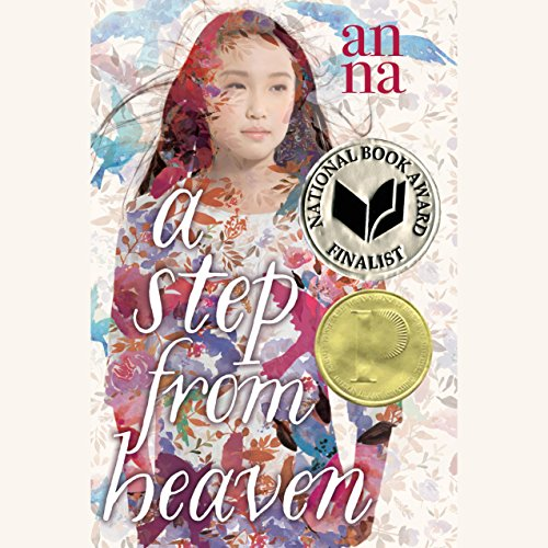 A Step from Heaven audiobook cover art