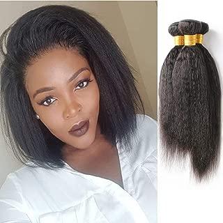 kinky remy human hair