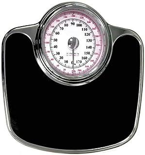 DAETNG Báscula de baño mecánica, pesaje rápido, preciso y confiable, dial analógico fácil de Leer, Base Robusta, sin Botones ni baterías