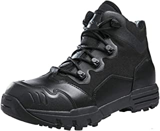 ANTARCTICA Leather Military Tactical Boots Hiking Boots Duty Work Boots Shoes for Combat Work Desert Jungle Outdoor
