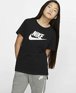 4baad1305adf9 Nike G NSW Tee Dptl Basic Futura T- T-Shirt Fille