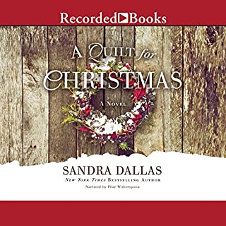 A Quilt for Christmas                   By:                                                                                                                                 Sandra Dallas                               Narrated by:                                                                                                                                 Pilar Witherspoon                      Length: 7 hrs and 22 mins     85 ratings     Overall 4.5