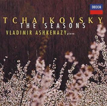チャイコフスキー:四季、他