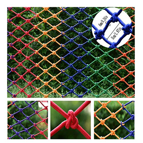 Affordable HWJ Children's Safety Nets/Pets/Toys Children's Safety Stair Protection Net Color Nylon S...