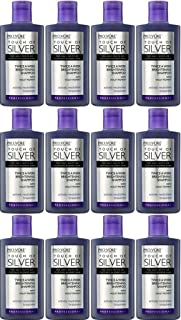 Touch Of Silver Twelve Bottles Of Twice A Week Brightening Shampoo 150Ml