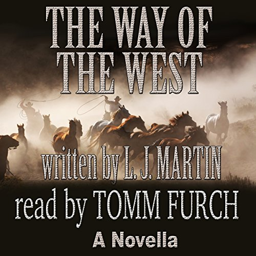 The Way of the West audiobook cover art