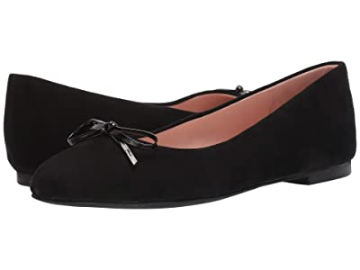 J.Crew Soft Ballet Flat (Black) Women