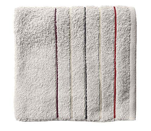 Santens Serviette de Toilette, Coton, Bouleau, 50x100 cm