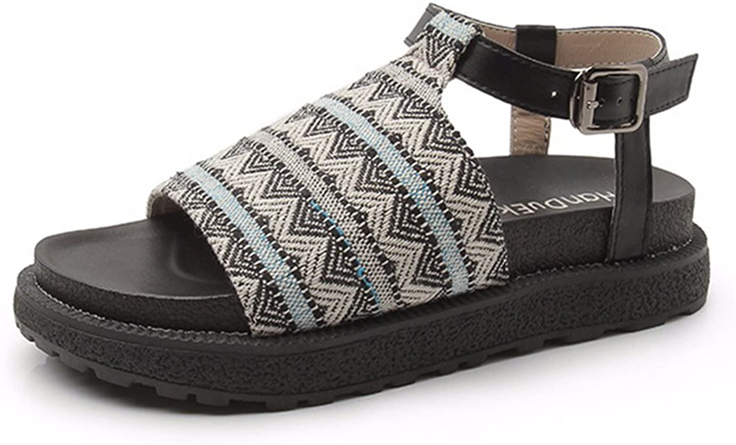 Navoku Womens Fashion Ankle Strap Sandles Skidproof Sandals
